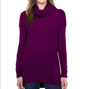 ❤️CESTE CASHMERE COWL NECK SWEATER ~ M